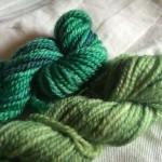 Peridot and Emerald
