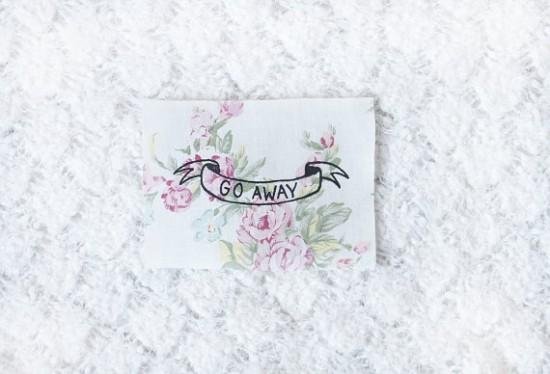 https://www.etsy.com/listing/233786507/go-away-handmade-feminist-sew-on-patches